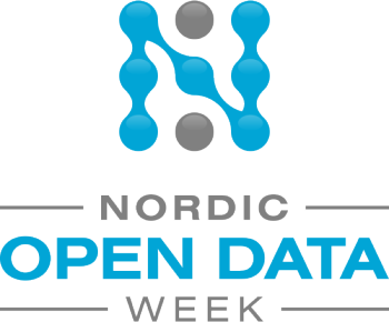 NODW, NODW15, Nordic Open Data Week, 2015